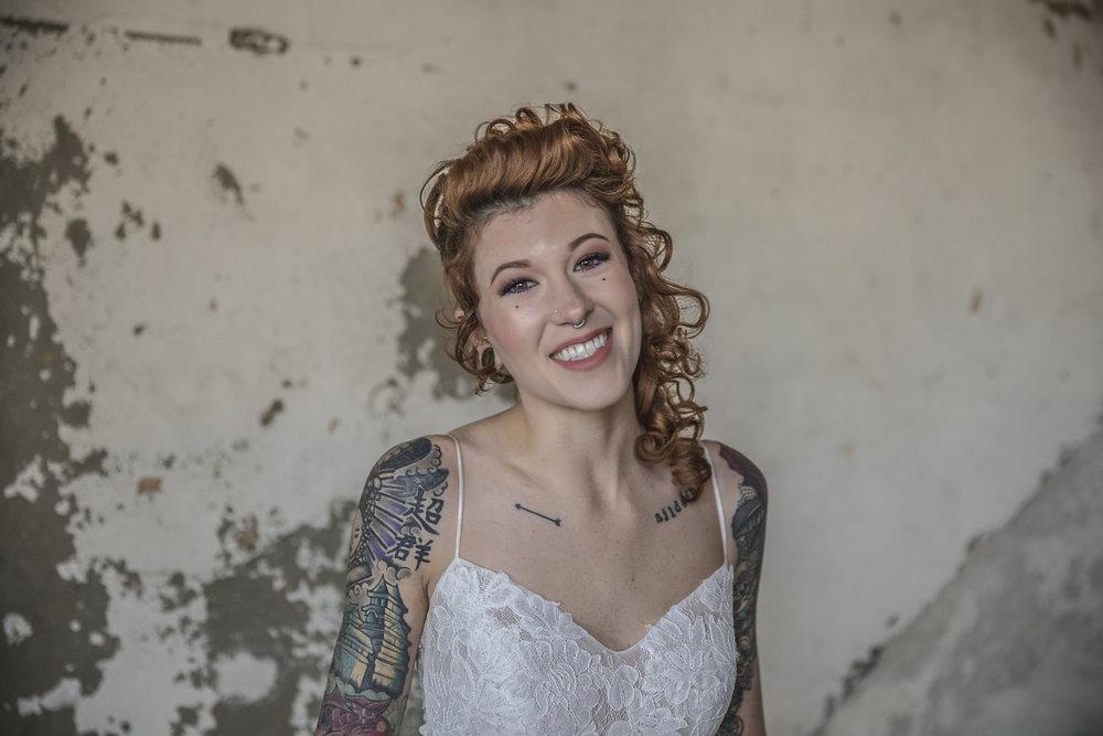 GALLERY: Stylized Rock Wedding