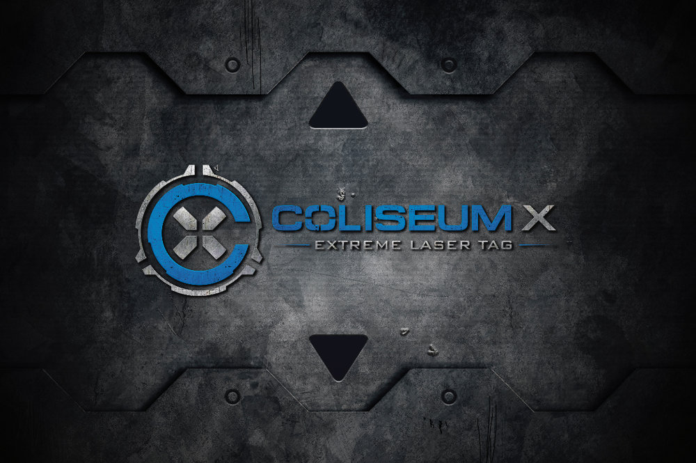 Coliseum X Rebranding  Designed in Illustrator and Photoshop