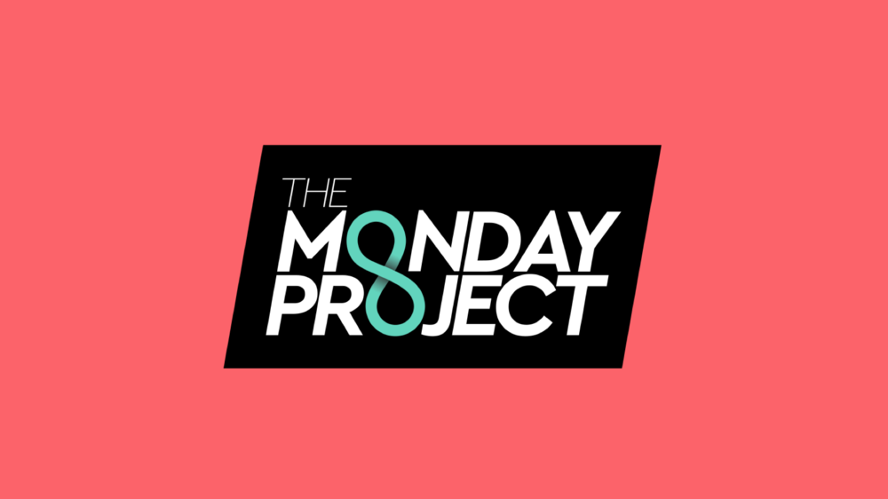 The Monday Project branding