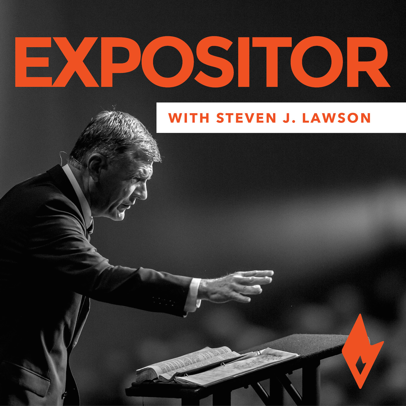 Expositor with Dr. Steven J. Lawson - OnePassion Ministries Logo