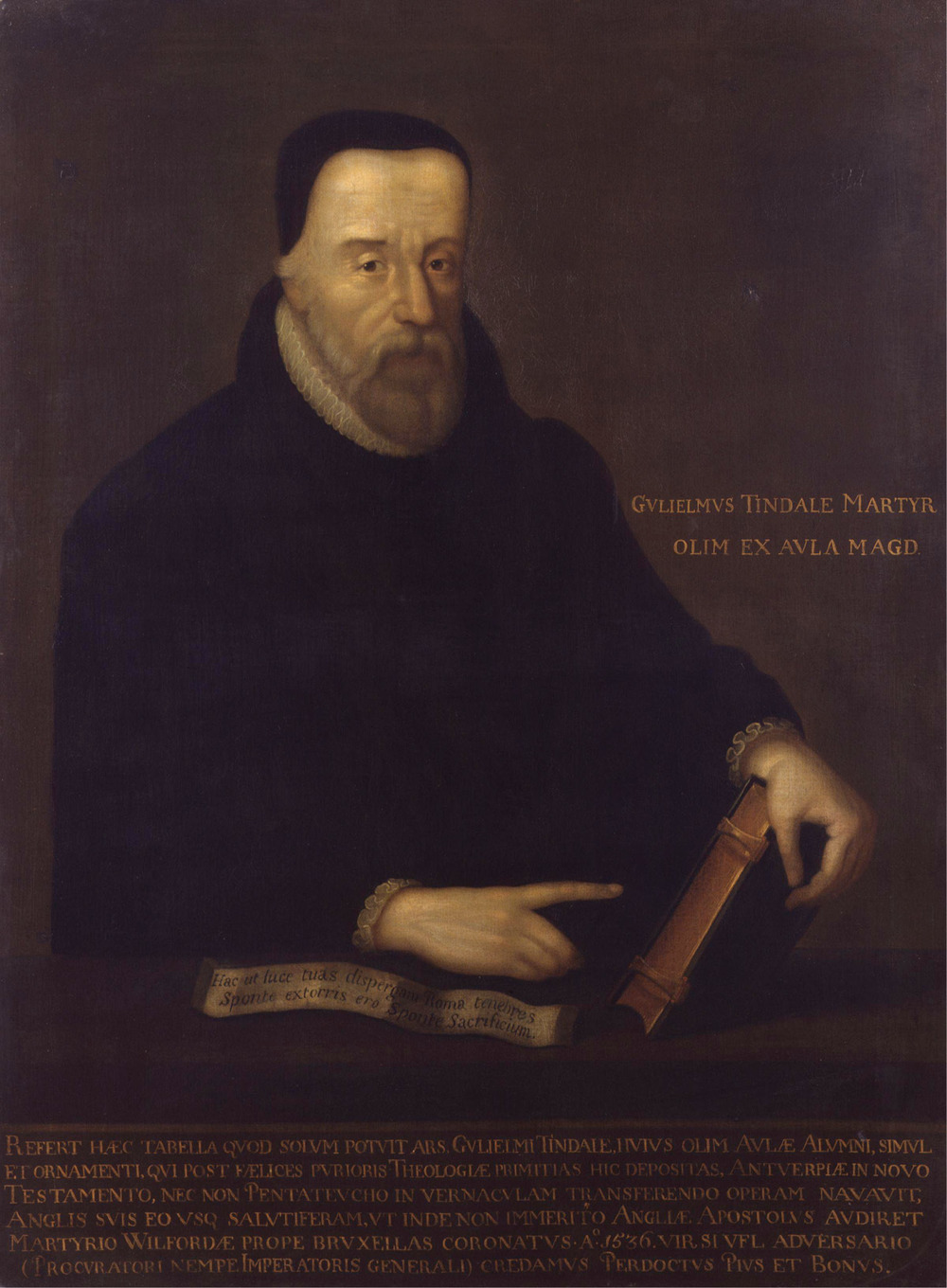 William Tyndale: The Father of the English Bible