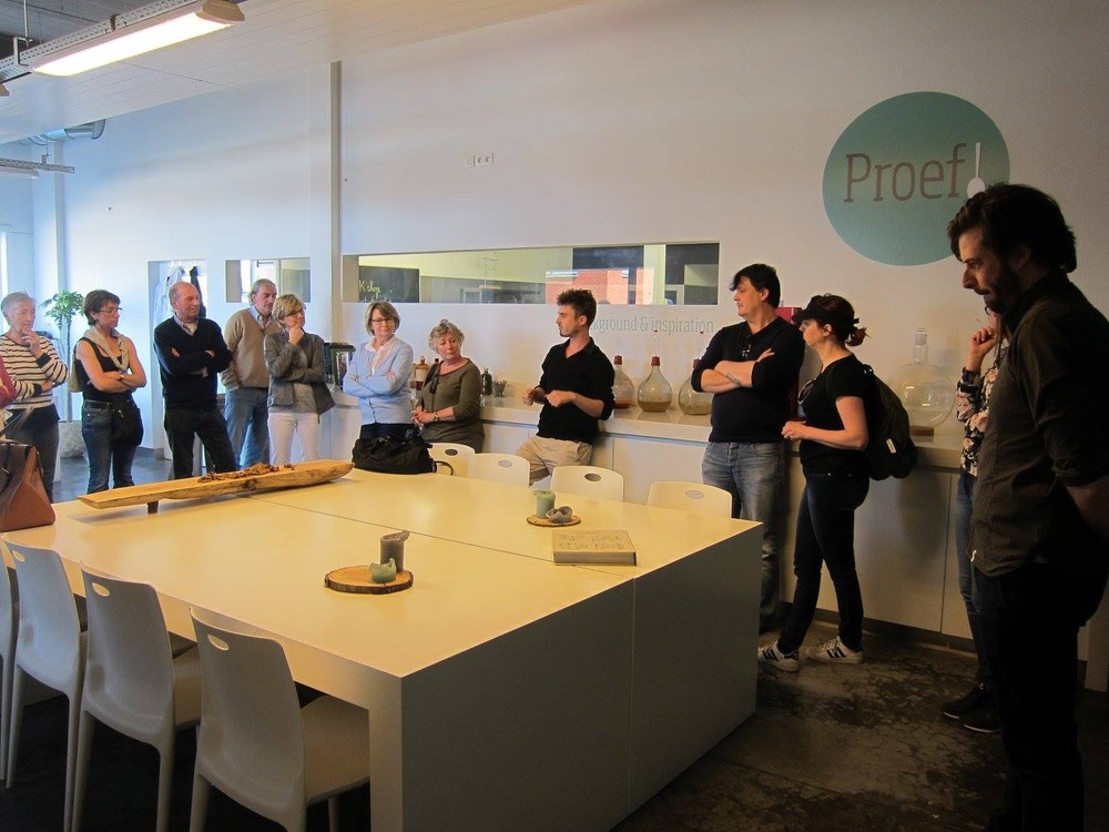 WORKSHOP @ Proef, Picture by Proef
