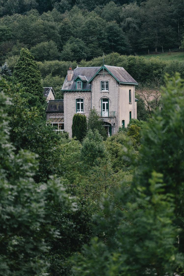 Het huis: www.montvireux.com