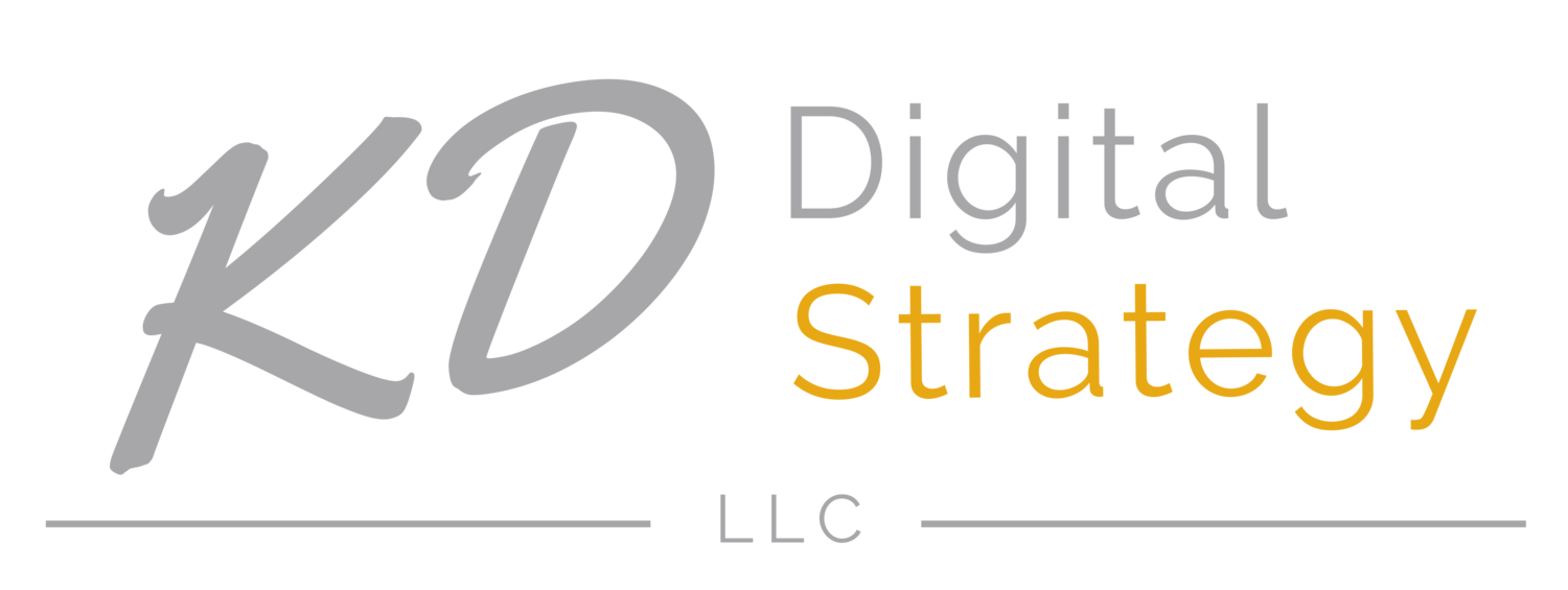 KD Digital Strategy