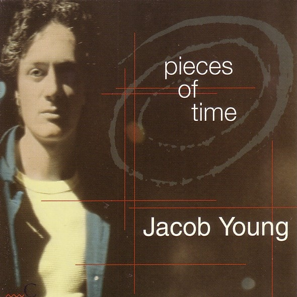 "Pieces of Time  - Jacobs first working band and his second release. Musicians: Trygve Seim, Mats Eilertsen, Per Oddvar Johansen, Vigleik Storaas, Mathias Svensson. This also includes his solo guitar arrangement of the classic norwegian children's song ""Å, den som var en løvetann"". Released in 1997 on Curling Legs.   Buy"