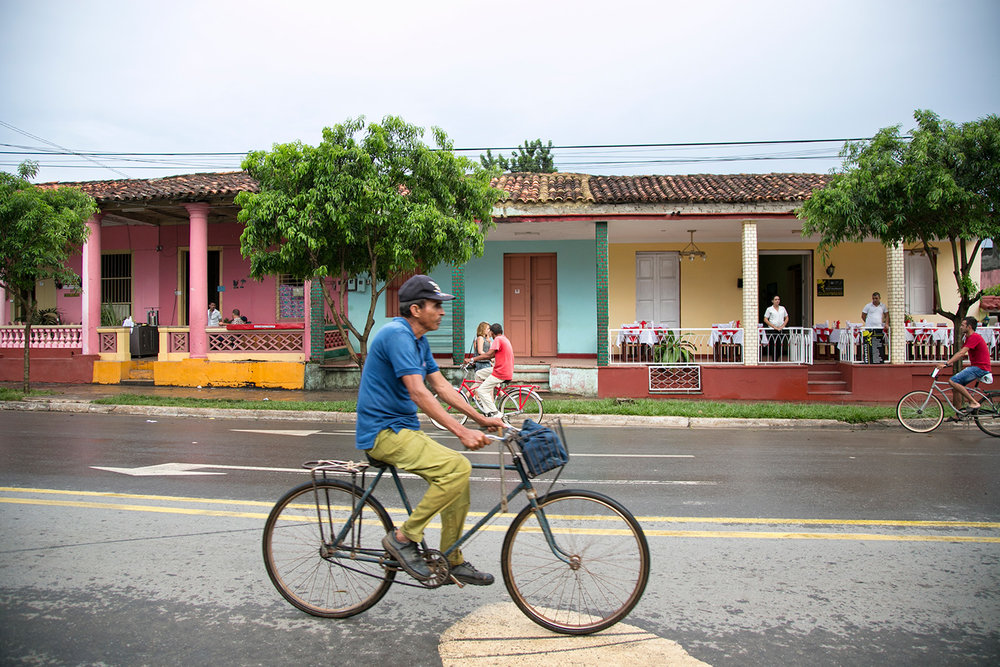 Cuba 1756kms - a bicycle journey