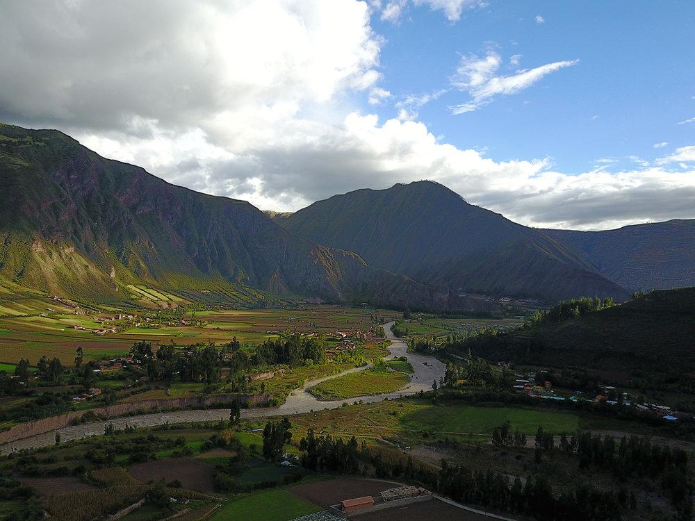 Huarán, Valle Sagrado de los Incas.