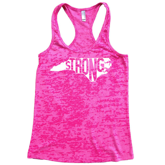 NC Women tank top for U.S. Masters Nationals