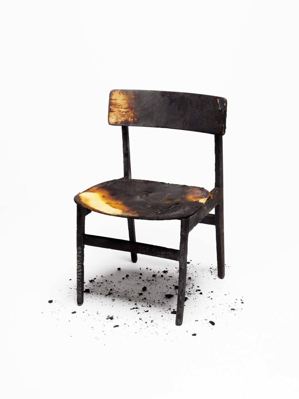 Burnt Chair