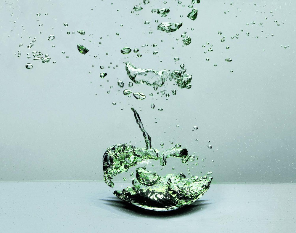 Air In Water