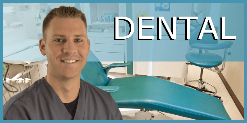 Dental - Oral Exams, X-rays, Cleanings, Fillings, Crowns