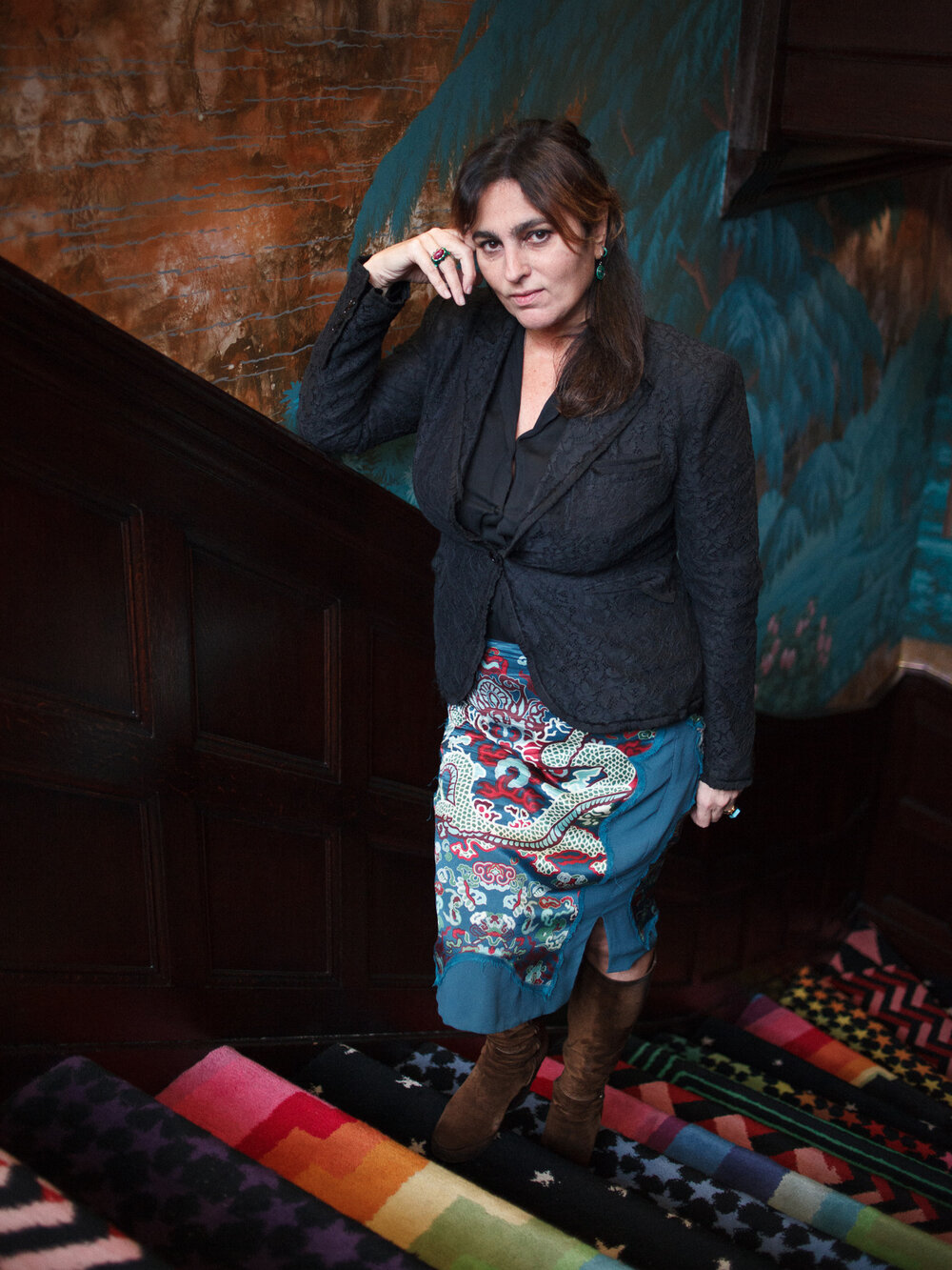 Solange Azagury-Partridge for L'Express Style