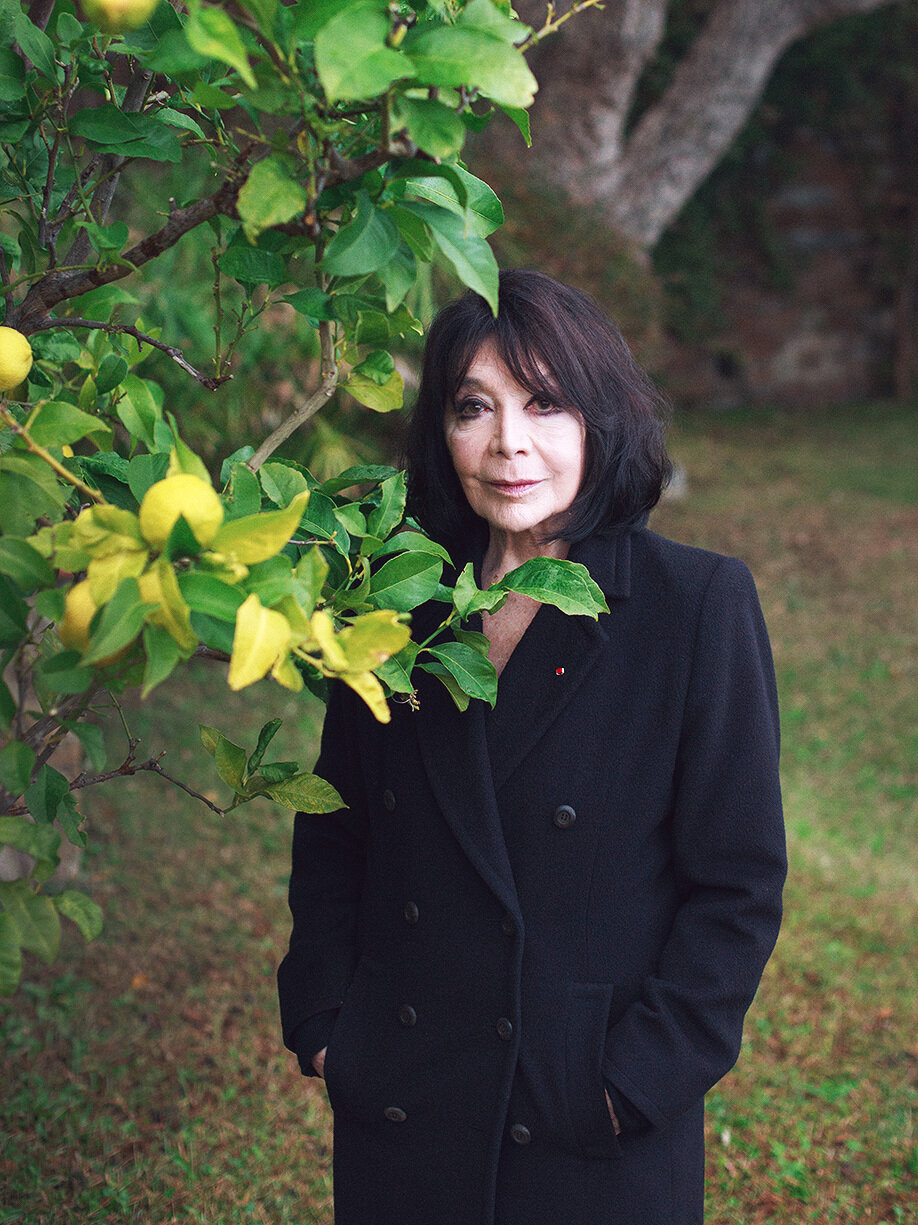 Juliette Greco for The Guardian