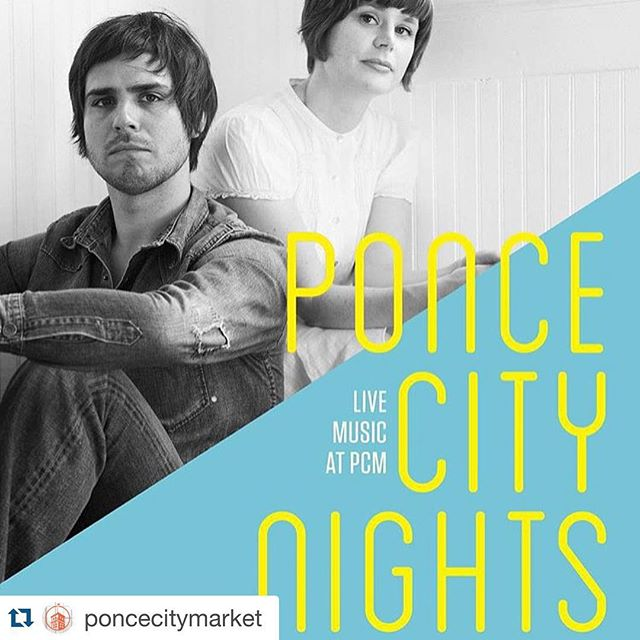 Come see our local goods tomorrow night at Ponce City Market. Thanks to @papergardenrecs for inviting us to play.  #Repost @poncecitymarket with @repostapp. ・・・ Check out @slowparade1, @mericaroommates and @oryxncrake this Thursday for our free live music series, Ponce City Nights. Music starts at 6:30pm.  #poncecitynights #poncecitymarket #myPCM #atlmusic #o4w #papergardenrecords