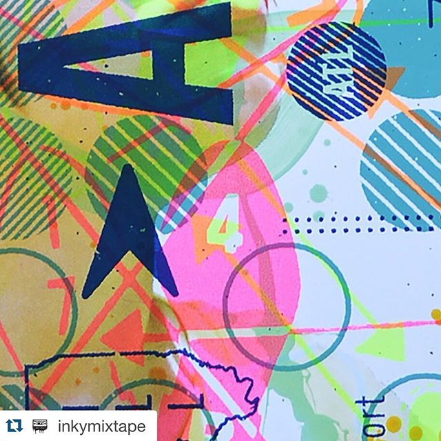 Tonight! So happy so happy to see and support this special ATL collaboration that includes good time fellas @blackcattips and @brettandrewmiotti. @inkymixtape with @repostapp. ・・・ 4. Four days until the show! Also we're pleased to announce that @oryxncrake will be on hand to perform a unique, stripped-down set - as opposed to their usual full band aural assault. #inkymixtape