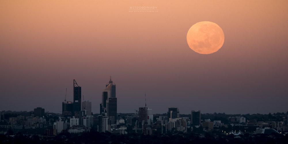 Moon Dawn