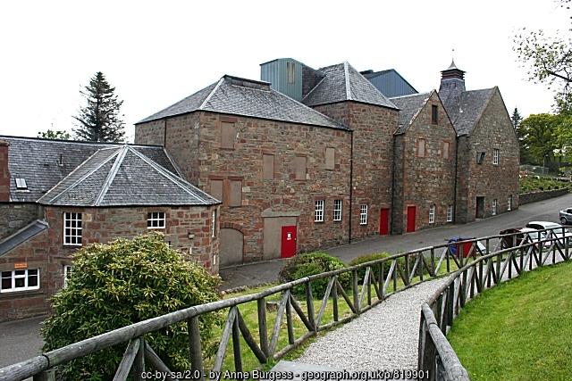 Gelnmorangie Distillery