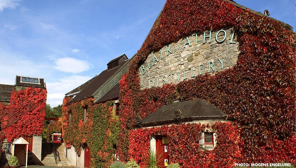 Blair Atholl Distillery
