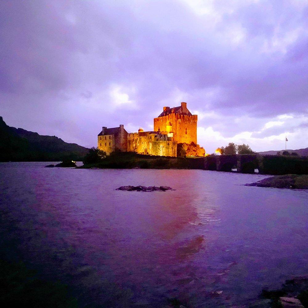 The spiritual home of Clan Mackenzie?