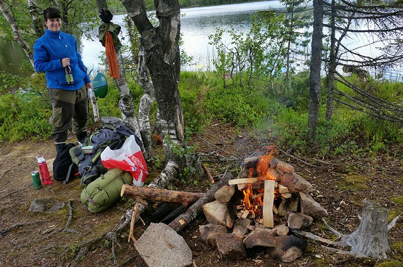 Camp! Foto: Espen Edin Døhlen