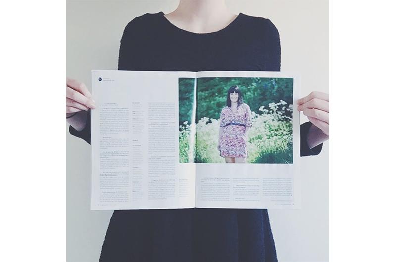 Tusen takk til AnetteWingereiStulen som delte dette bildet på  instagram.  Anette er nyutdannet journalist og har en veldig fin blogg,  Blyantspisseren , der hun skirver om både tekst og livet med en kronisk inflammatorisk tarmsykdom(IBD).