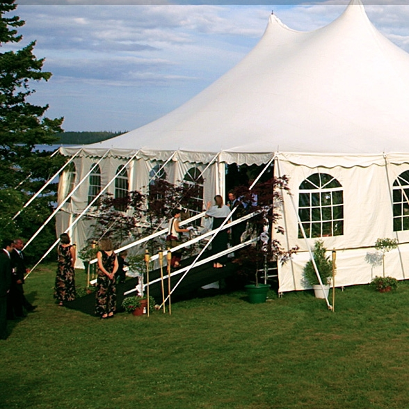 Commercial Tents, Sussex