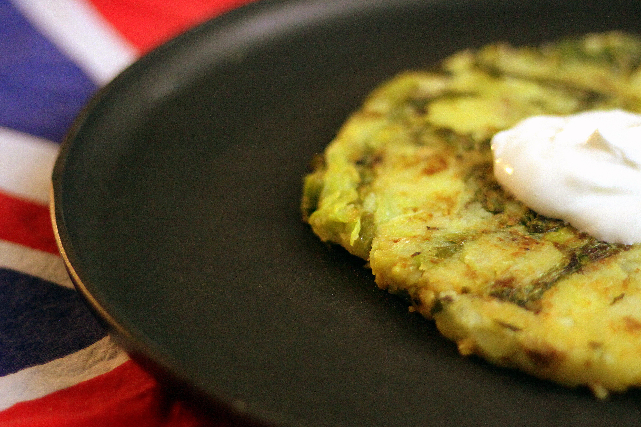 bubble and squeak
