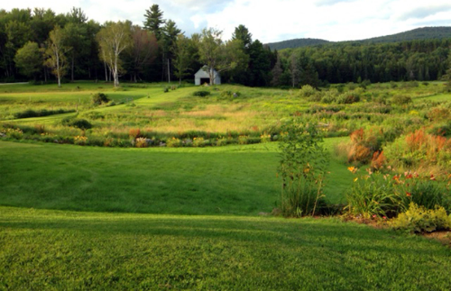 Beaver Meadow Farm in Shrewsbury, VT. Ludy Biddle/photo