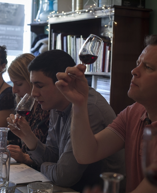 'wine tasting'