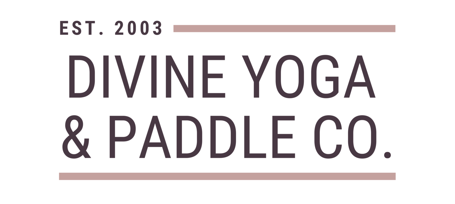 Divine Yoga & Paddle Co.