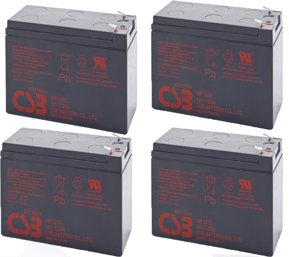 APC SURTA2000RMXL Battery Replacement Kit