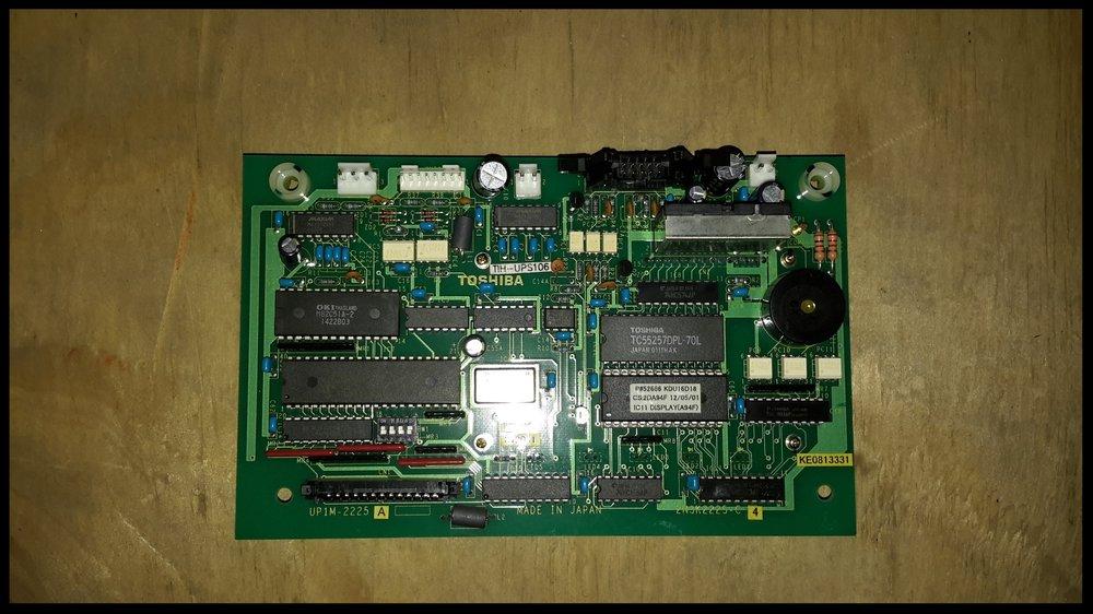 Toshiba 4200 Ups Parts Nt Power