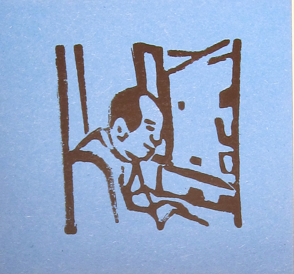 window man blue & black (lino 2014).jpg