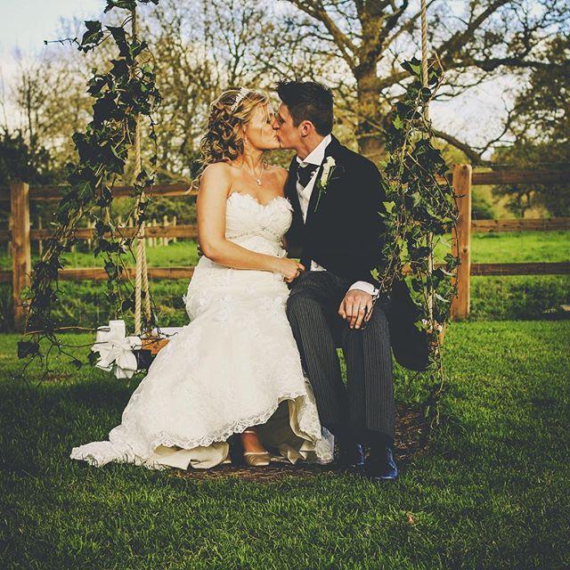Such a gourgeous couple! #weddingday #weddingphotography #weddingphotographer #weddingdress #weddinginspiration #weddings #weddinghair #weddinggoals #brideandgroom #bride #bridestory #weddingcolors #photography #photographer #photooftheday #photographers #photographylovers #photographyislife #lighting #sunset #swing #eastingtonpark #eastingtonparkwedding