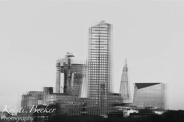 Technologies of Seeing - University Module  #photography #london #city #technology #digital #photoshop #architecture #university #first #blackandwhite #degree #shard #sightseeing #tourist #art #canon #canon70d #idriskhan #cityscape #skyline #layering #photographer #student #uwl #art #fineart