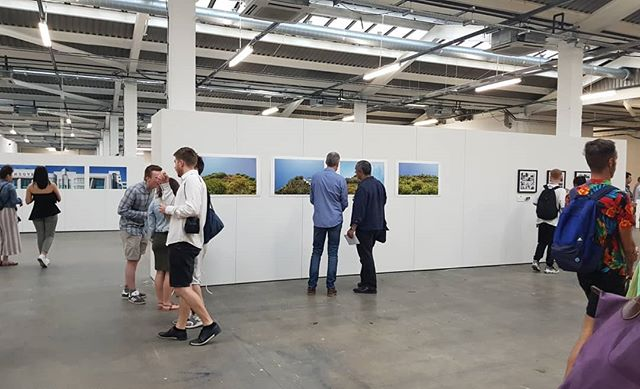 What an amazing time at the free range private view. My work will be exhibited here until the 2nd of July, come down and have a look 😊