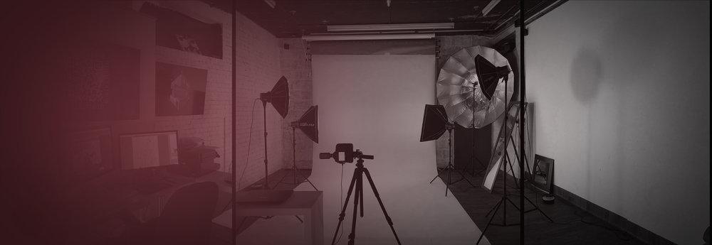 Studio Hire