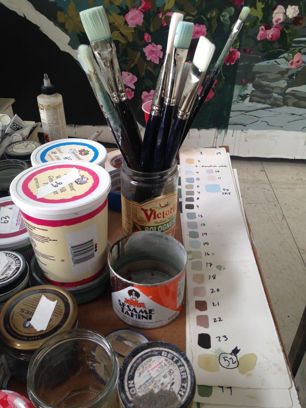 painterspallet