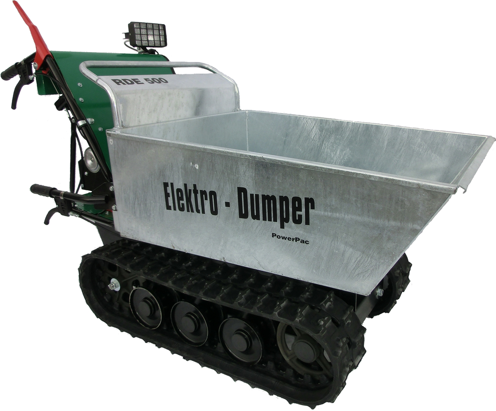 RDE500_Electric_Dumper_Cargo_PMI_Equipment