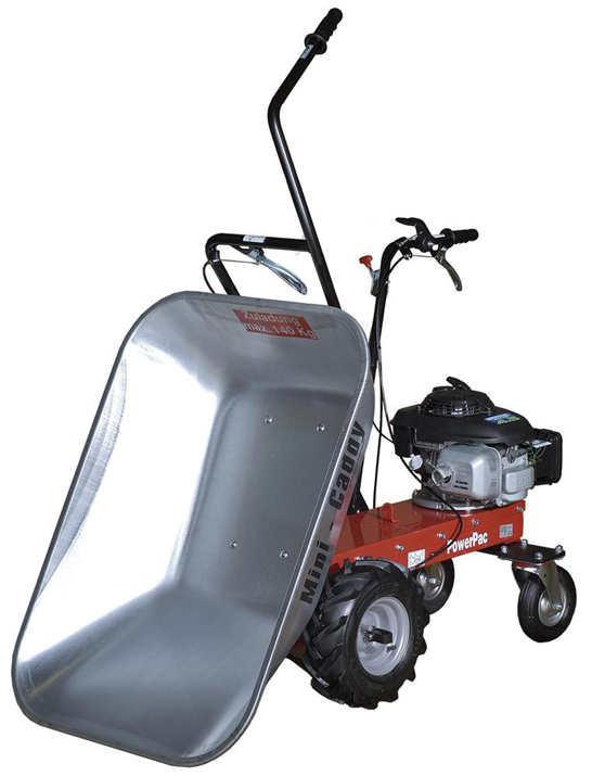 MCM100_gas_motorized_wheelbarrow_pmi_equipment