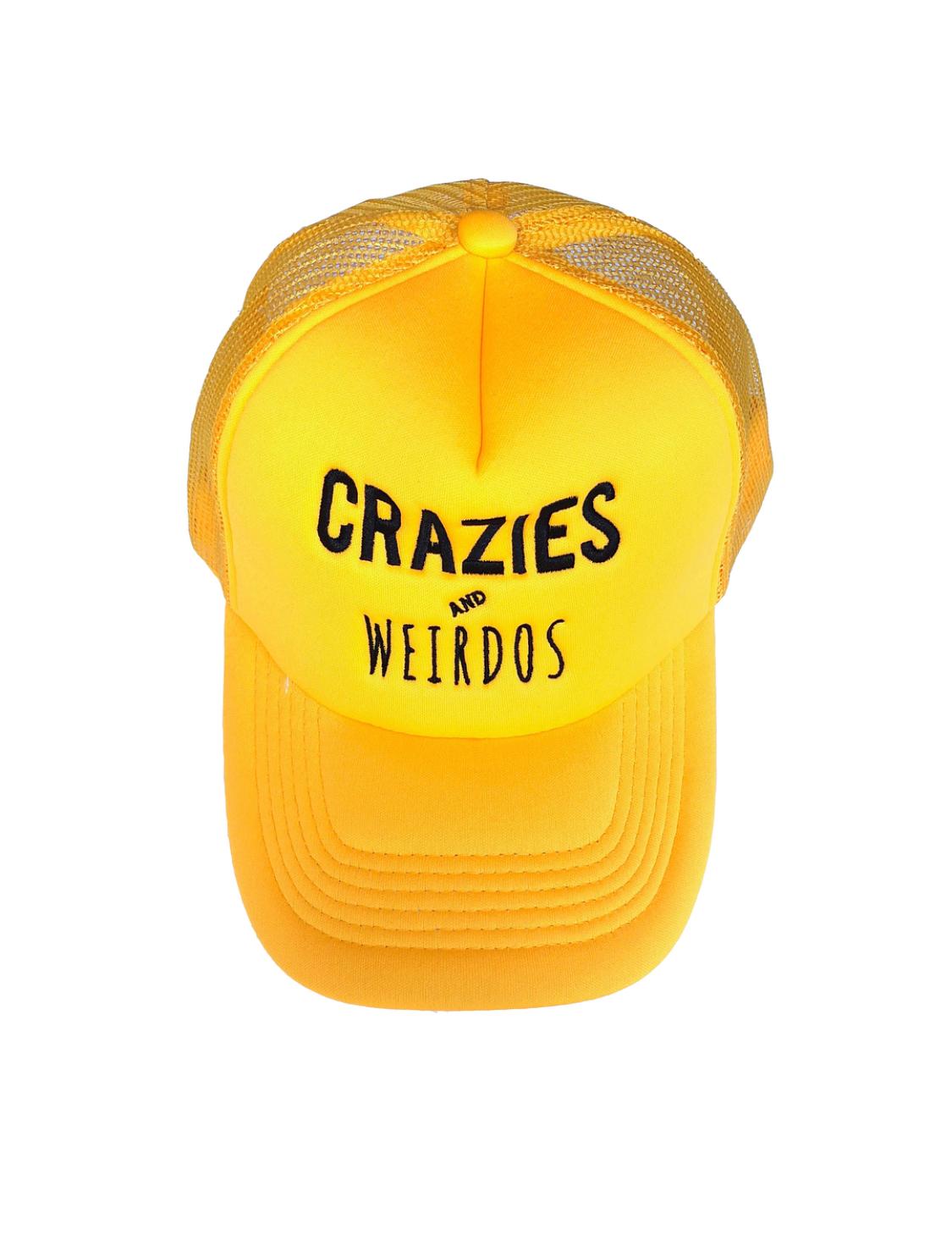 Crazies and weirdos