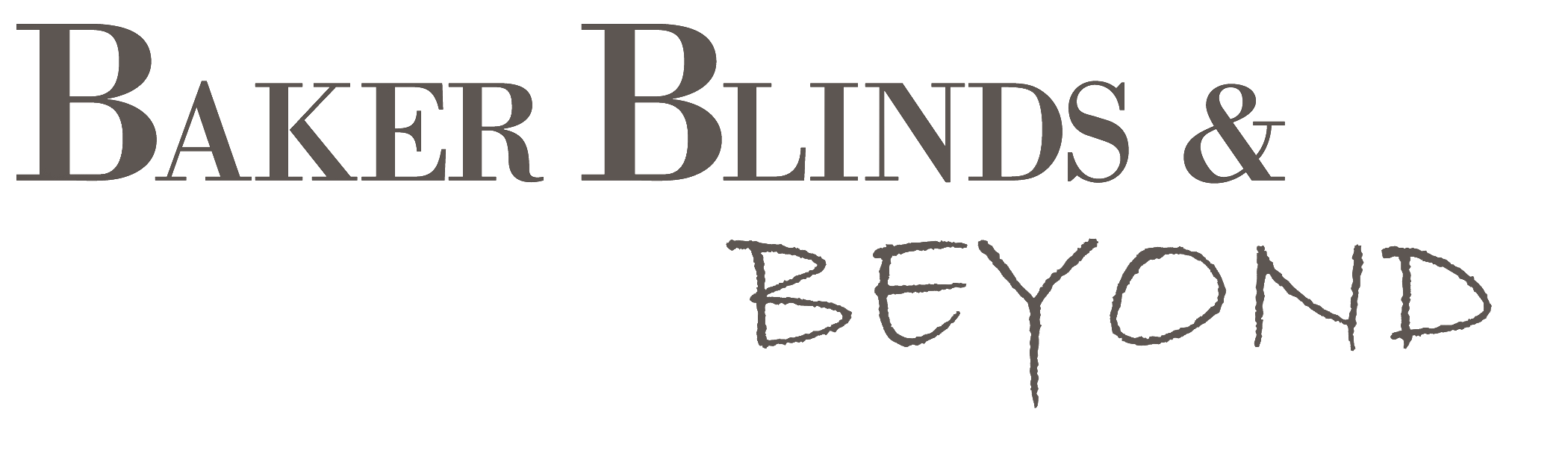 Baker Blinds & Beyond
