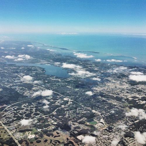 Bye bye, Florida…