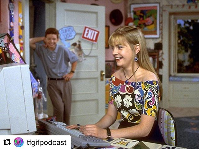 So, Drew and I are finally starting the podcast we've been joking about for months. Finally a productive use of my lifelong TV obsession! ・・・ #Repost @tfgifpodcast with @get_repost ・・・ Hey #90s kids! If you're like us and grew up glued to the TV screen, you're in luck, because the TFGIF podcast is coming soon!  Have any questions or TV memories to share? Requests for specific shows or eps? Let us know here or at tfgifpodcast@gmail.com