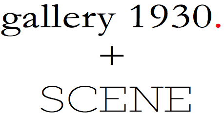 gallery 1930.