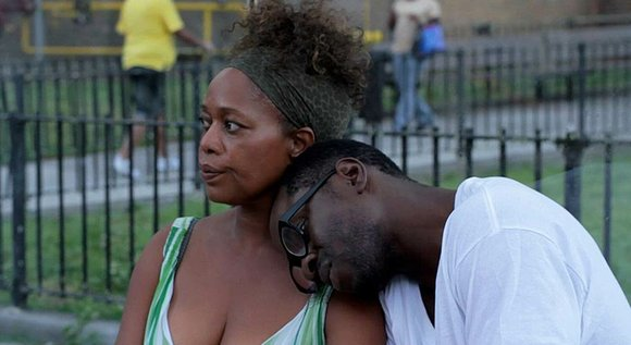 Amsterdam News: Alfre Woodard and Gbenga Akinnagbe in Ben Bowman's 'Knucklehead'-Q&A with director Ben Bowman