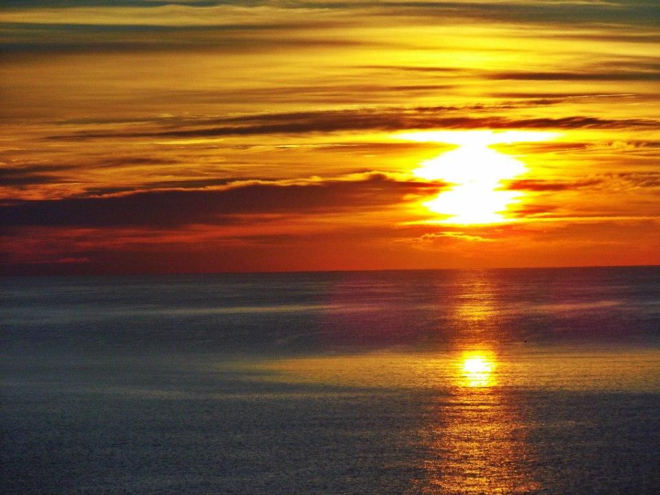 AtlanticOcean Sunrise - Hilton Head Island, SC. (c) John Legg