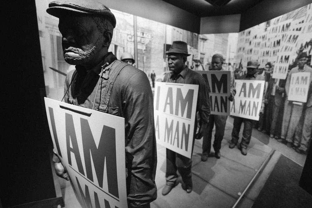 A glance at the Sanitation Workers Strike in 1968.