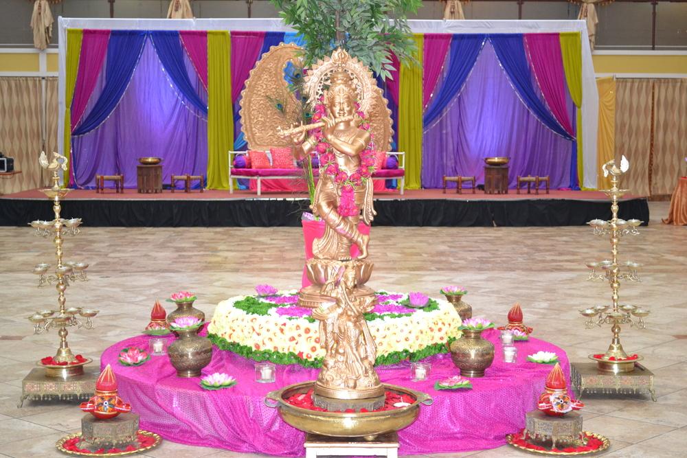 Mehindi Decor