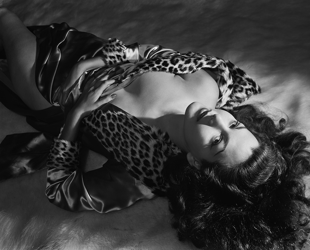 Maria Montez by George Hurrell